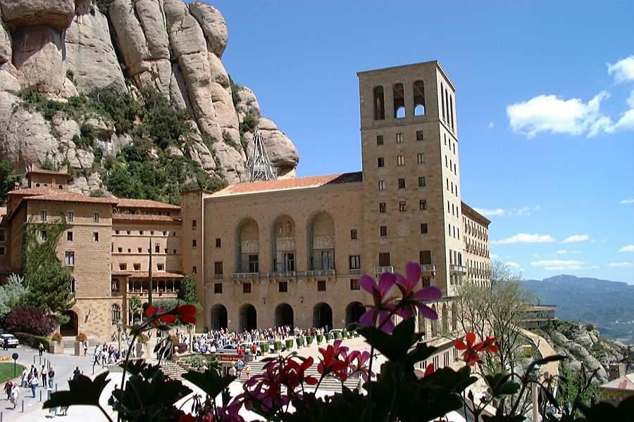 Montserrat, Španělsko