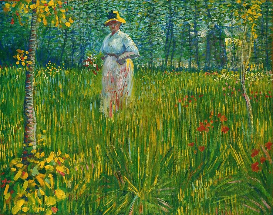Francie obecne, Vincent van Gogh