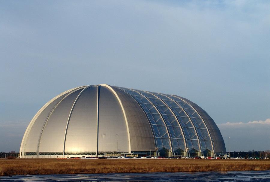 Nemecko Tropical Islands hangar.jpg