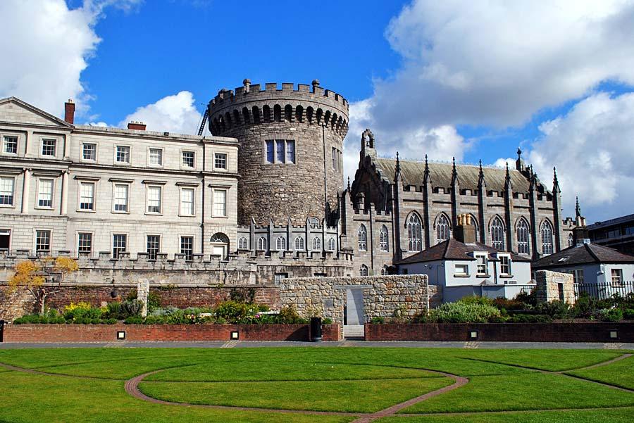 Dublin Castle, Dublin, Irsko