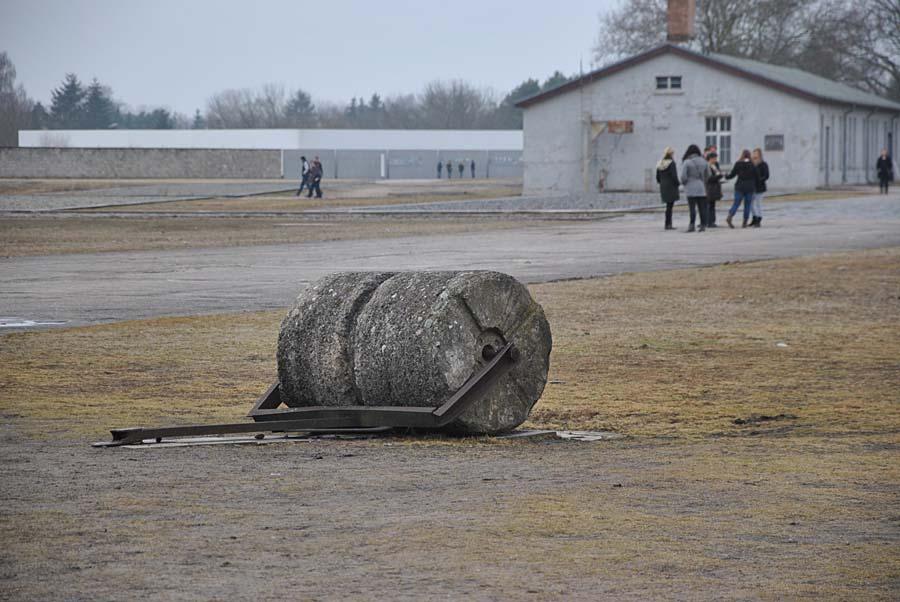 koncentrační tábor Sachsenhausen, Německo
