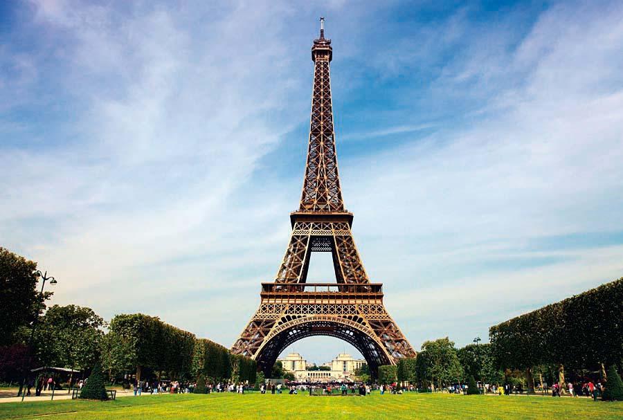 Tour Eiffel, Paříž, Francie