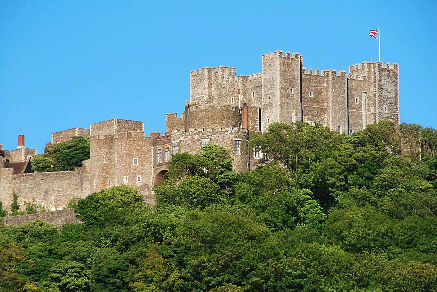 Dover Castle, Anglie