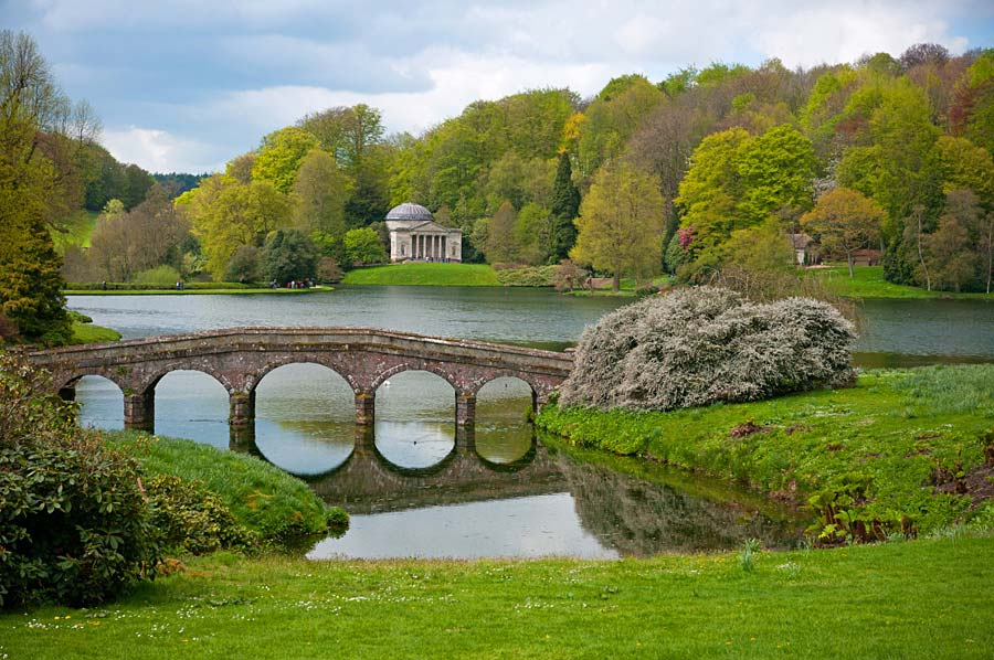 Stourhead Park, Anglie