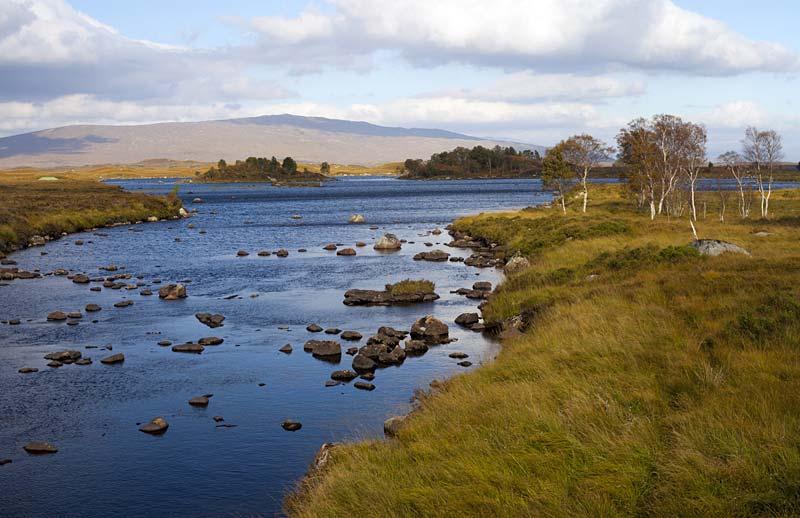 Rannoch Moor, Skotsko