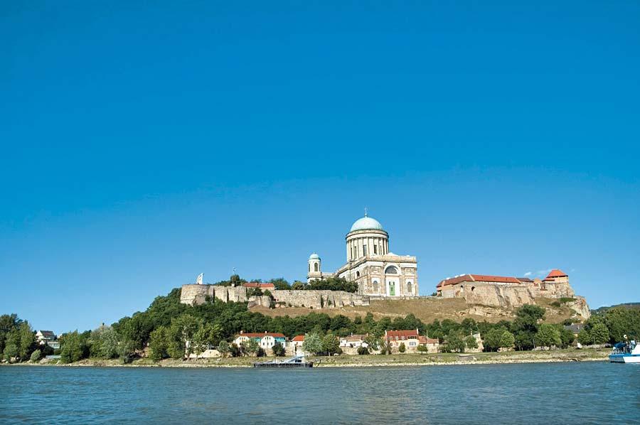 Ostřihom, Maďarsko
