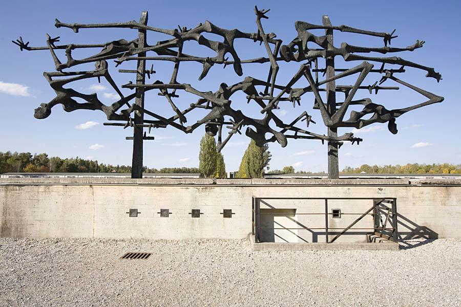 koncentrační tábor Dachau, Německo