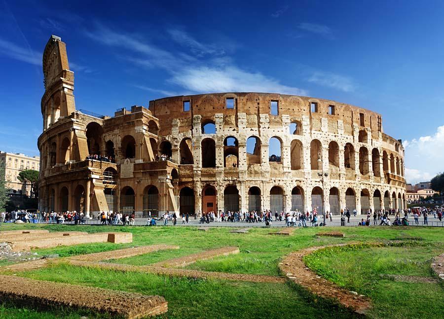 Školní zájezdy - Itálie