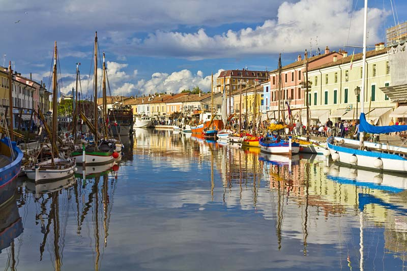Cesenatico, Itálie