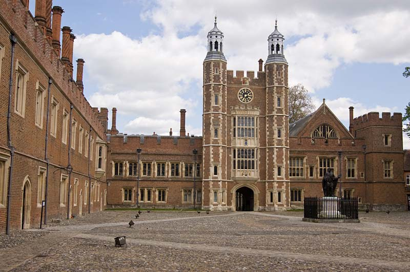 Eton College, Windsor, Anglie