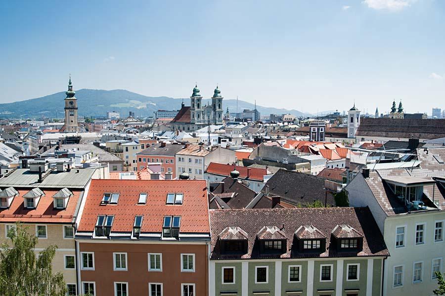 Linz, Rakousko