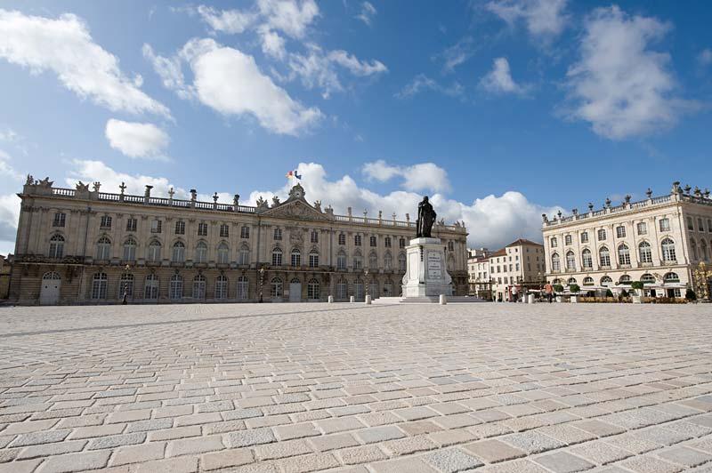 Nancy, Francie