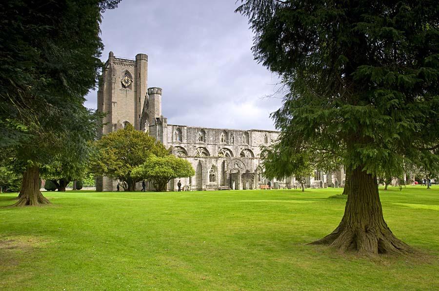 Katedrála Dunkeld, Skotsko