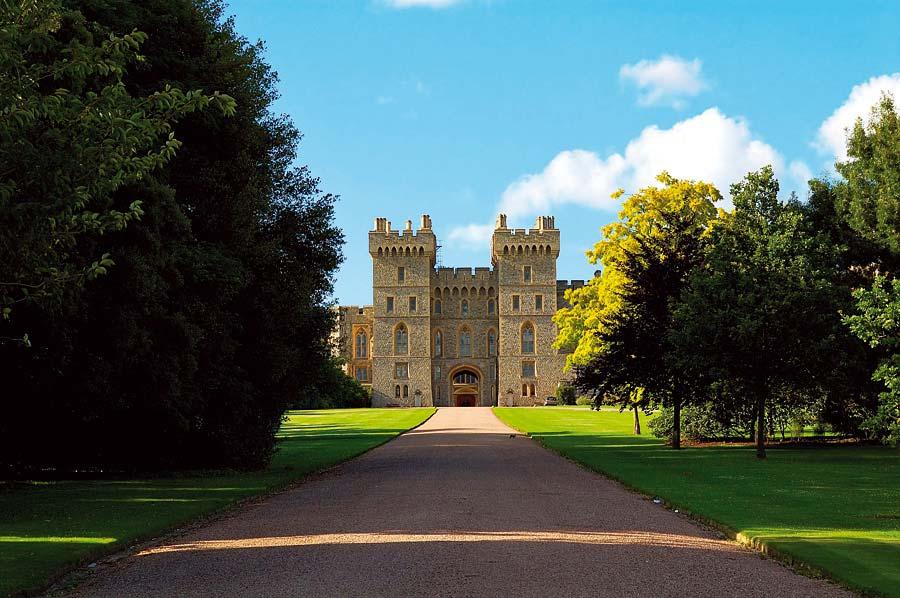 Windsor Castle, Anglie