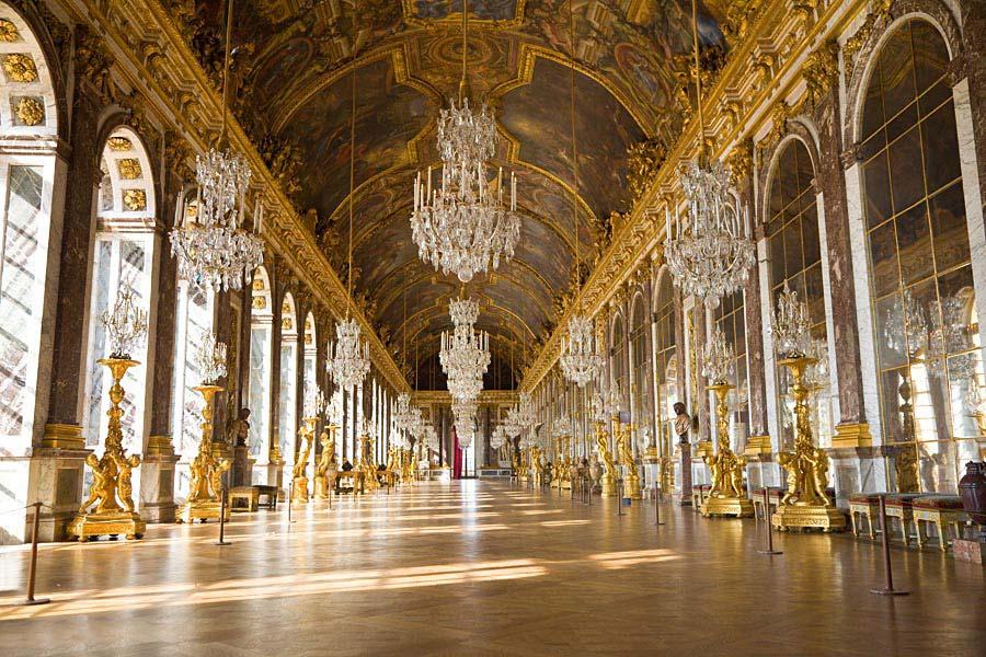 Grande Galerie, Versailles, Francie