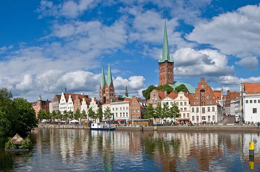 Lübeck, Německo