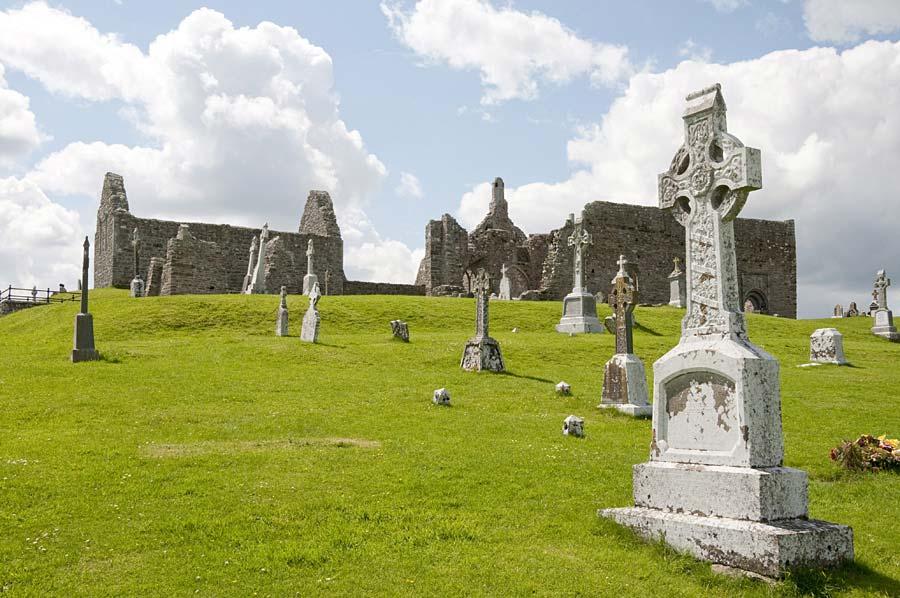 Clonmacnoise, Irsko