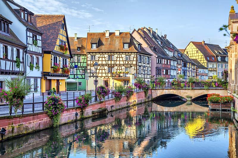 Colmar, Francie