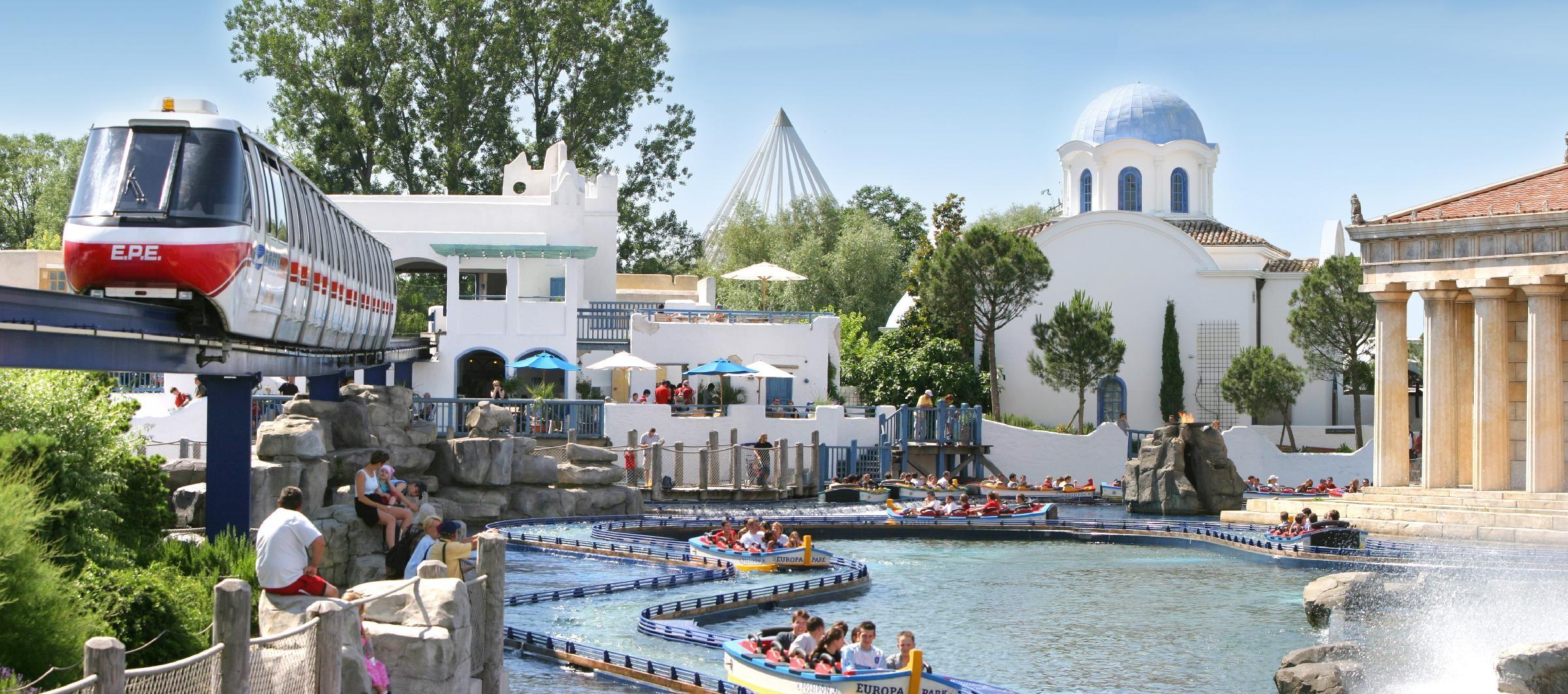 Europapark Poseidon