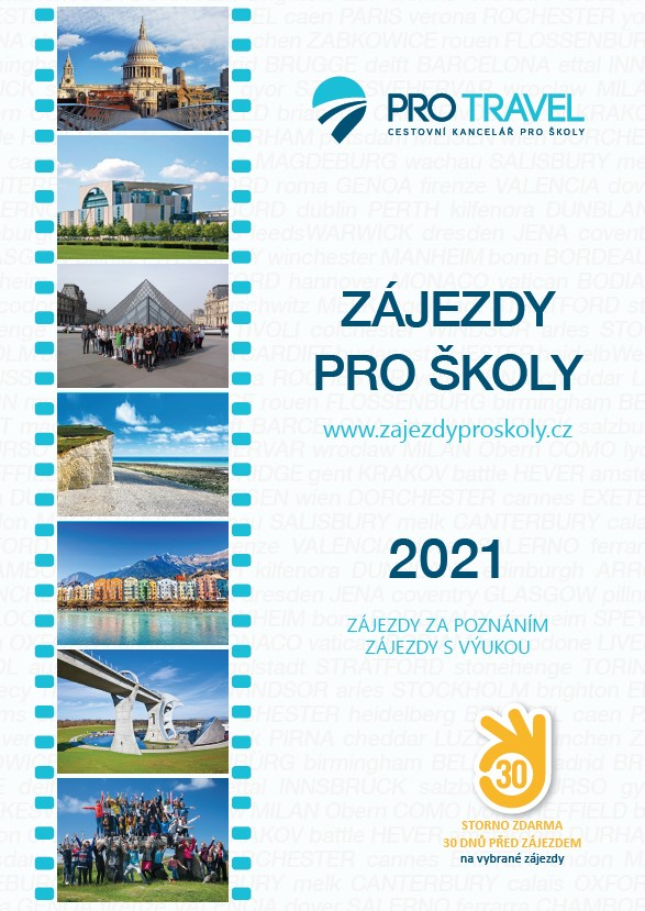 katalog PRO TRAVEL 2021