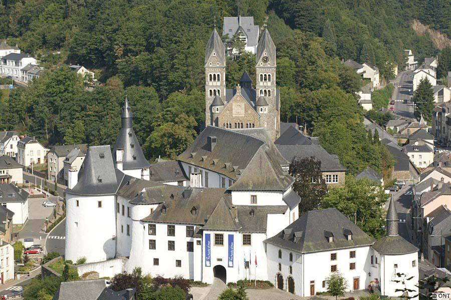 hrad Clervaux, Lucembursko