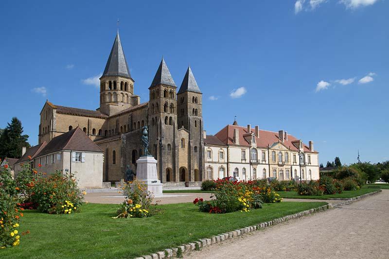 Sacre Coeur, Paray le Monial, Francie
