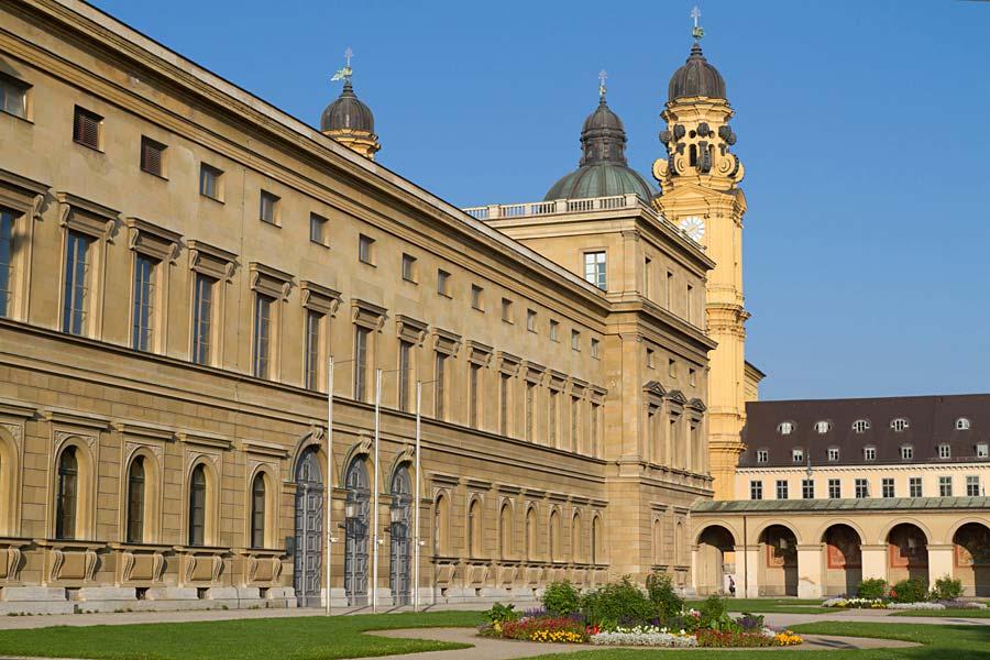 Rezidenz, Mnichov, Německo
