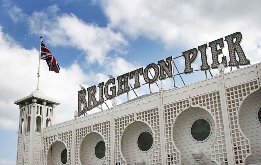 Jazykový kurz v Brightonu