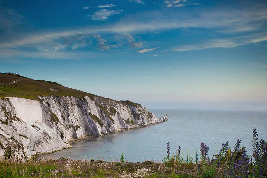 Isle of Wight, Anglie