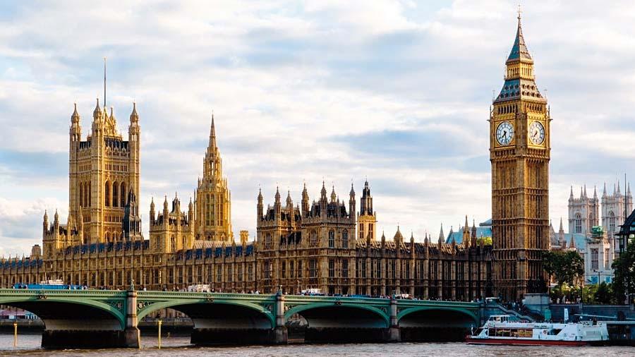 Westminster Palace, Londýn, Anglie