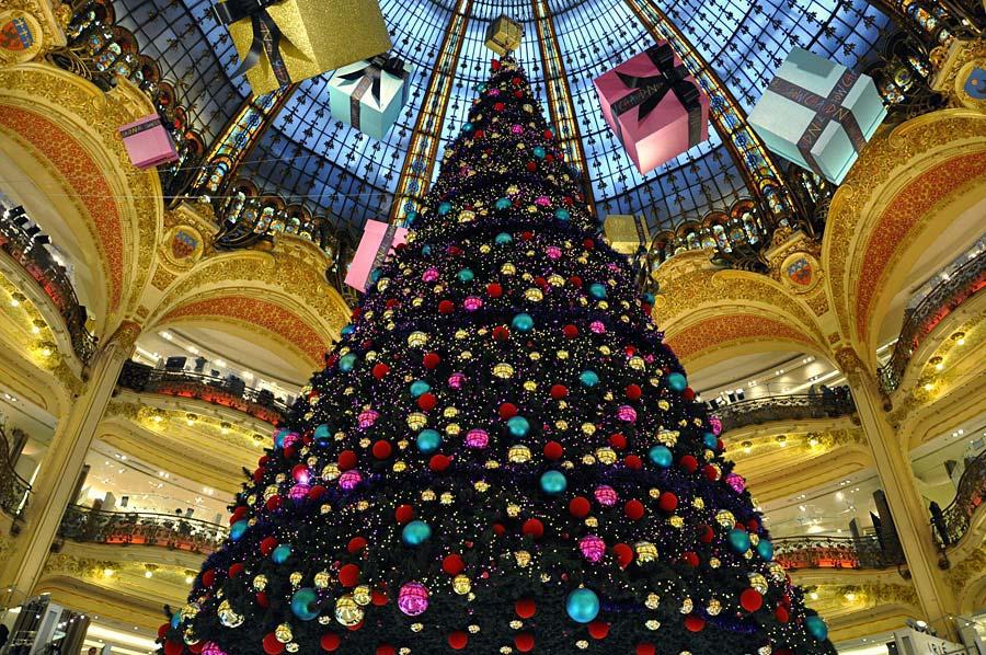 Adventní Paříž - město světel