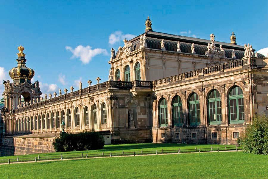 Školní zájezdy - Umění a evropské galerie