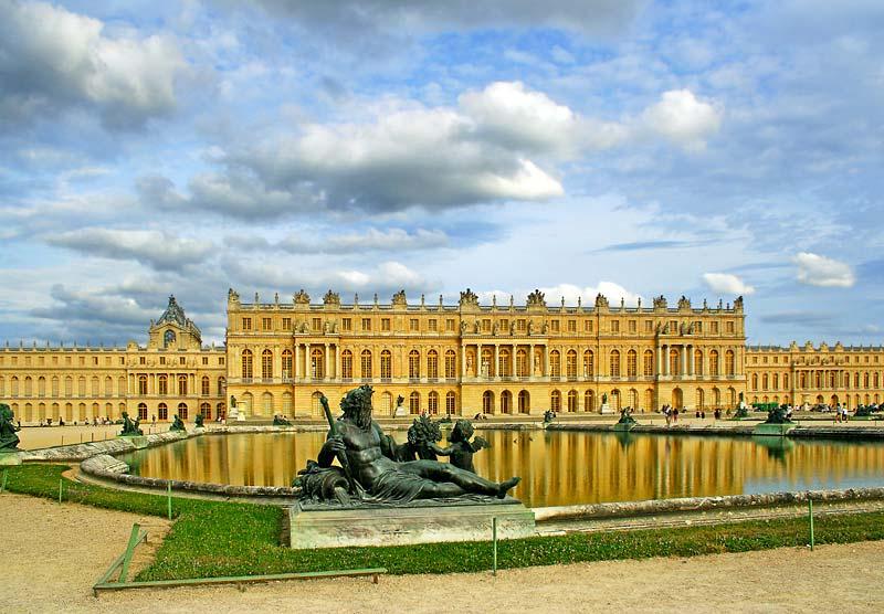 Versailles, Francie
