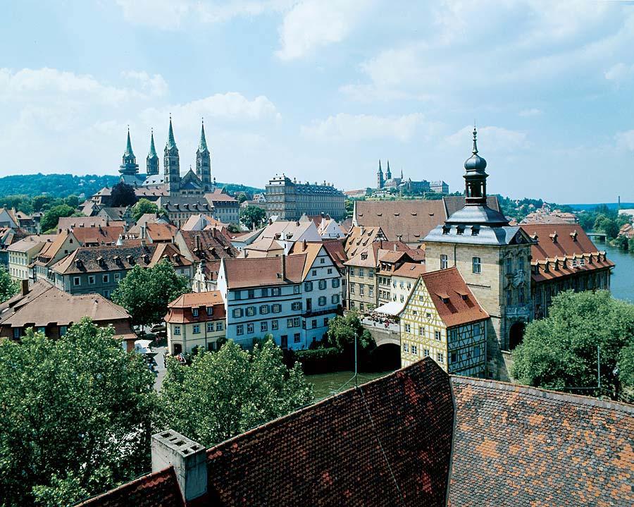 Bamberg, Německo