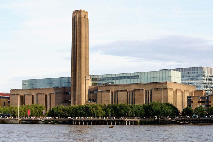 Tate Modern, Londýn, Anglie