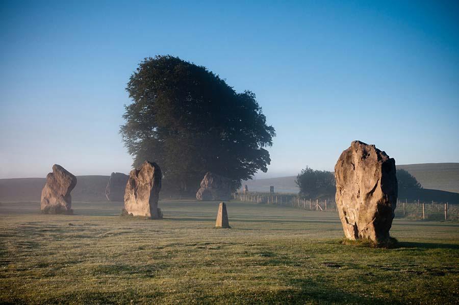 Avebury, Anglie