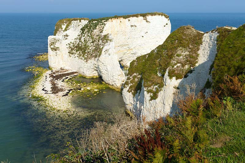 Old Harry Rocks, Anglie