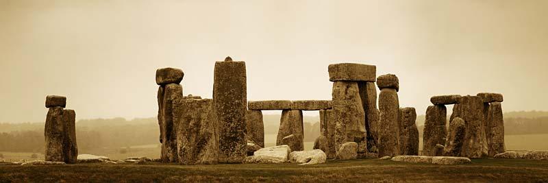 Stonehenge, Anglie