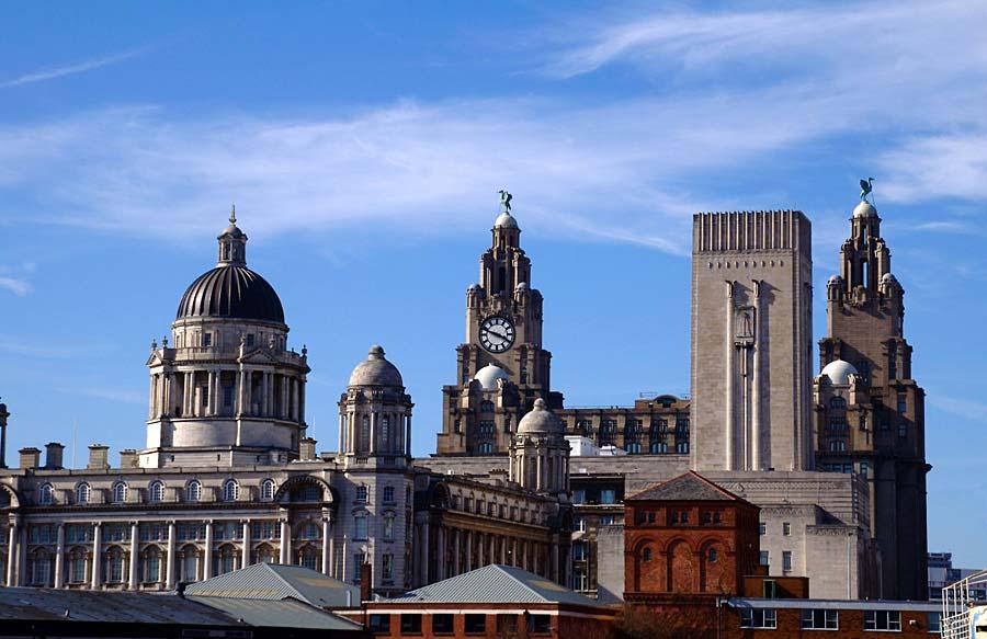 Liverpool, Anglie