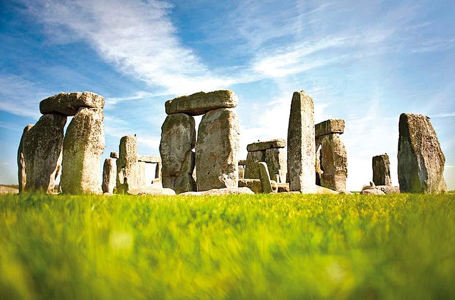 Londýn, Stonehenge