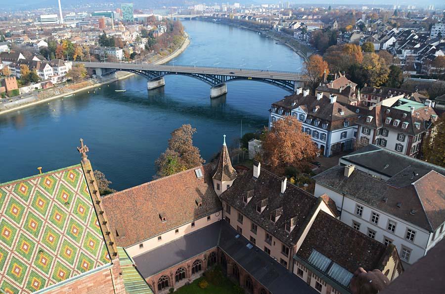 Basilej, Francie