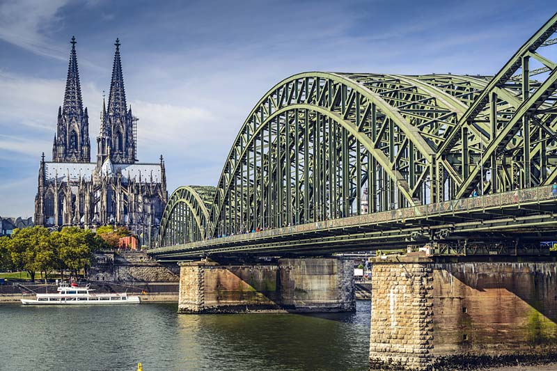 Köln, Německo