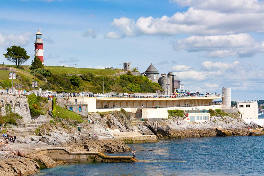 Plymouth Hoe, Plymouth Anglie