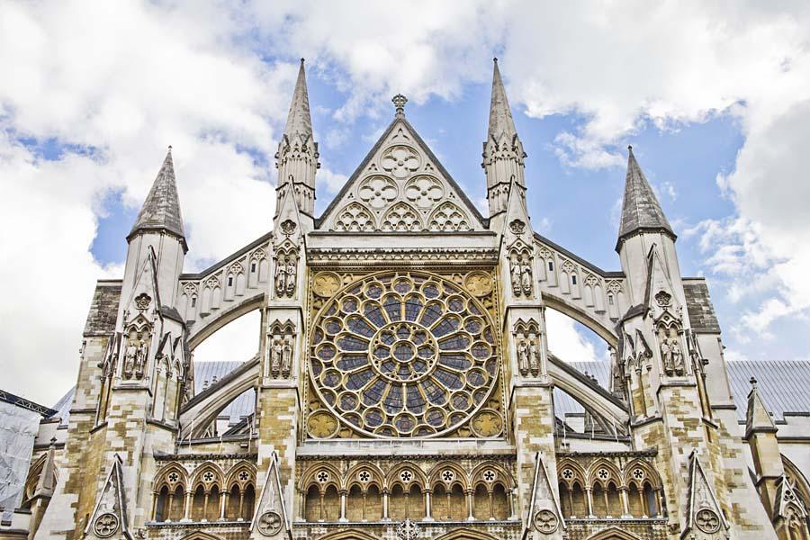 Westminster Abbey, Londýn, Anglie