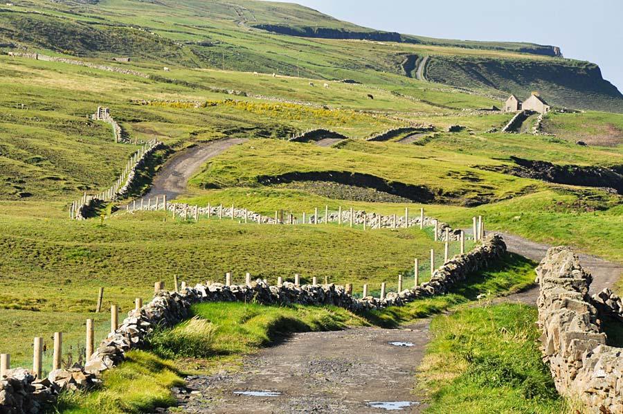 Krajina, Irsko