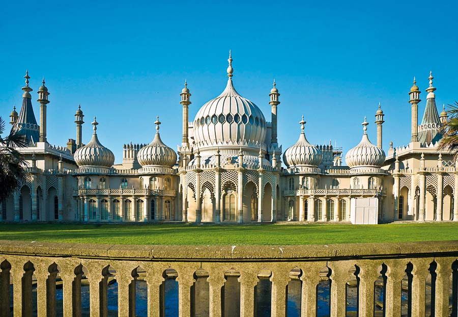 Royal Pavilion, Brighton, Anglie
