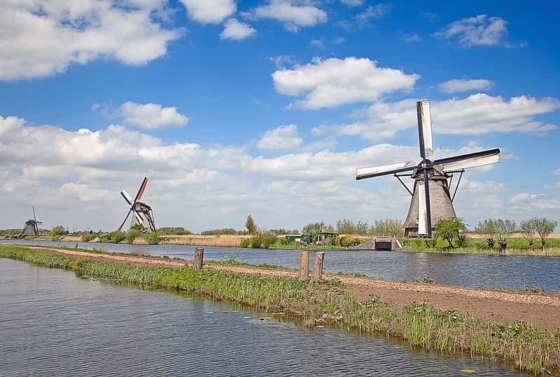 Kinderdijk, Nizozemsko