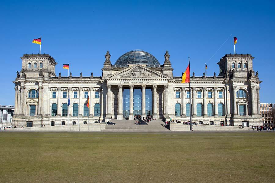 Školní zájezdy - Berlín