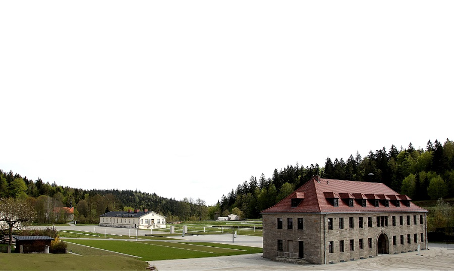 Nemecko Flossenburg, Ueberblick.jpg