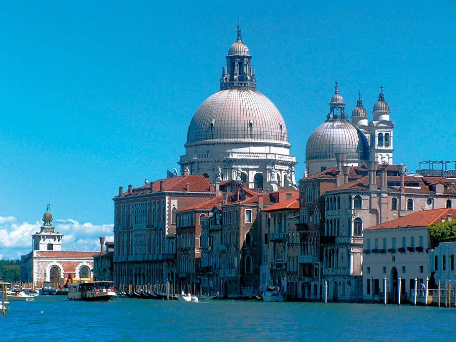 Kostel Santa Maria della Salute, Benátky, Itálie